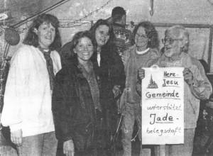 1995 Jade Kampffest Solidarität