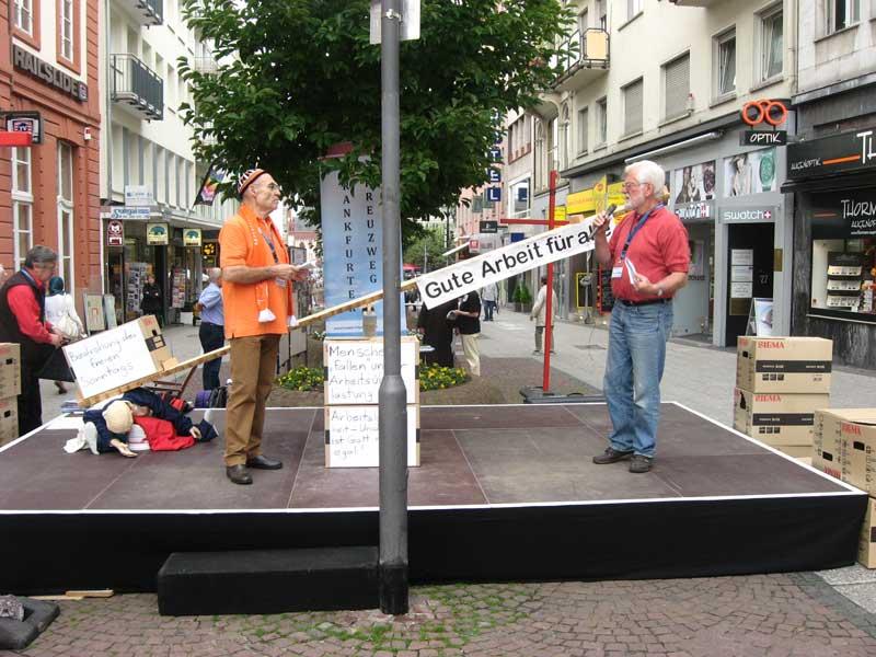 Frankfurter Kreuzweg 2012