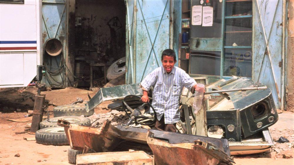 Armut ohne Arbeit (1999 Tan-Tan)