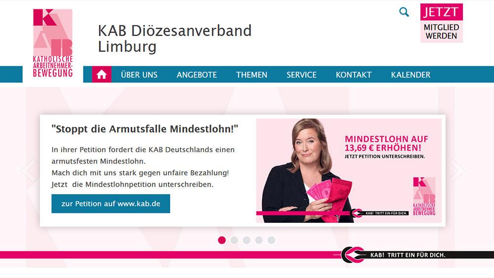 kab.de - Mindestlohn