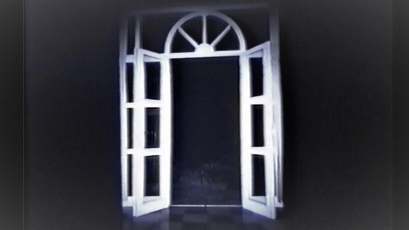 Tür zur Nacht