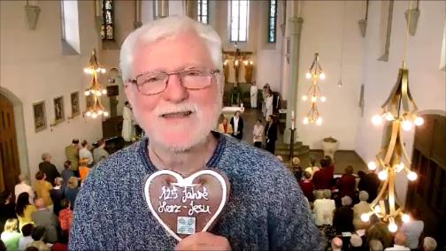 125 Jahre Herz Jesu